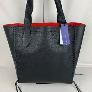 New Rebecca Minkoff Medium Panama Leather Tote
